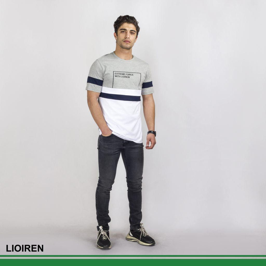 شلوار جین مردانه اسلیم فیت مدل فلو