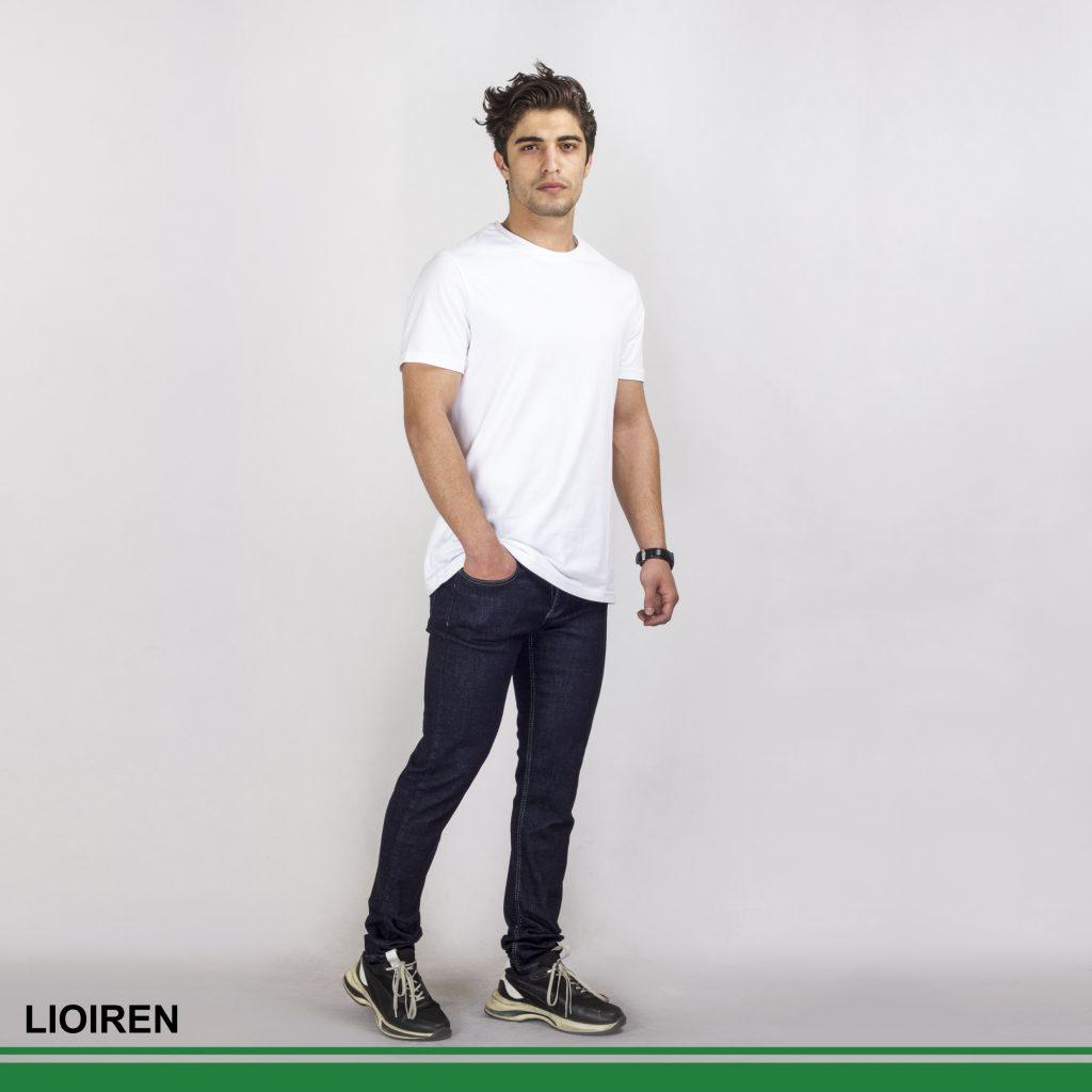 شلوار جین مردانه اسلیم فیت مدل پاور